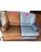 Rénovation cuir ou simili sur meubles, vêtements, bagageries...